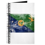 Christmas Island Flag Journal