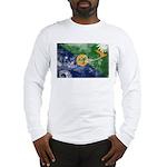 Christmas Island Flag Long Sleeve T-Shirt