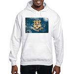 Connecticut Flag Hooded Sweatshirt