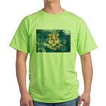 Connecticut Flag Green T-Shirt