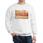 District of Columbia Flag Sweatshirt