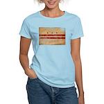 District of Columbia Flag Women's Light T-Shirt
