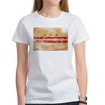 District of Columbia Flag Women's T-Shirt