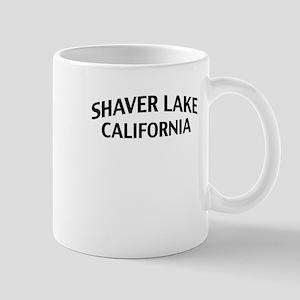 Shaver Lake California Mug