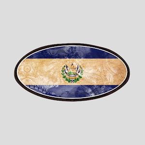 El Salvador Flag Patches