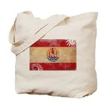 French Polynesia Flag Tote Bag