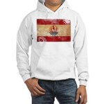 French Polynesia Flag Hooded Sweatshirt