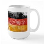 Germany Flag Large Mug