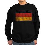 Germany Flag Sweatshirt (dark)