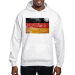 Germany Flag Hooded Sweatshirt