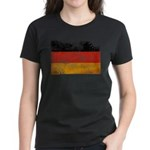 Germany Flag Women's Dark T-Shirt