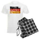 Germany Flag Men's Light Pajamas