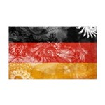 Germany Flag 38.5 x 24.5 Wall Peel