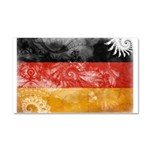 Germany Flag Car Magnet 20 x 12