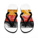 Germany Flag Flip Flops