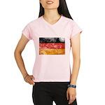 Germany Flag Performance Dry T-Shirt
