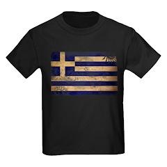 Greece Flag T