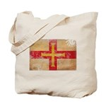 Guernsey Flag Tote Bag