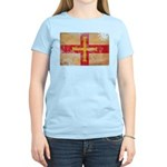 Guernsey Flag Women's Light T-Shirt
