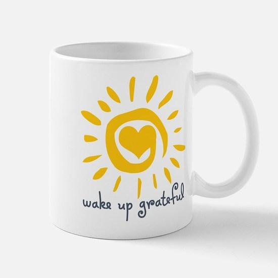 Wake Up Grateful Mug