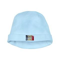Iowa Flag baby hat