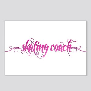 Coach design 2 Postcards (Package of 8)