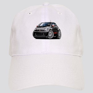 Abarth Black Car Cap