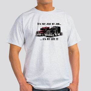 Trucker - it's my life Light T-Shirt