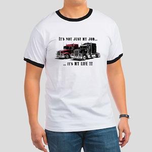 Trucker - it's my life Ringer T