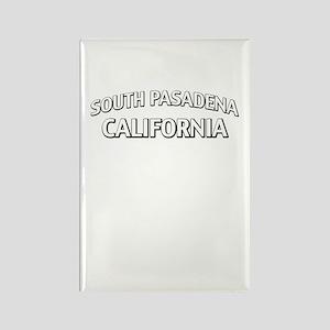 South Pasadena California Rectangle Magnet