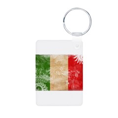 Italy Flag Keychains