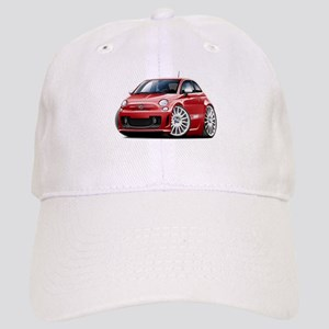Abarth Red Car Cap