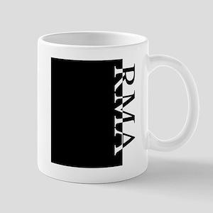 RMA Typography Mug