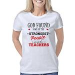 Strongest Teachers Women's Classic T-Shirt