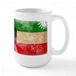 Kuwait Flag Large Mug