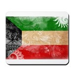 Kuwait Flag Mousepad