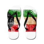 Kuwait Flag Flip Flops