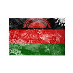 Malawi Flag Rectangle Magnet
