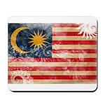 Malaysia Flag Mousepad