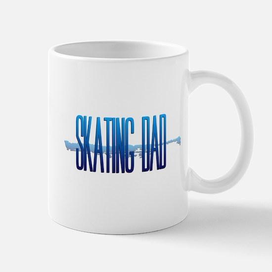 Skating Dad Mug