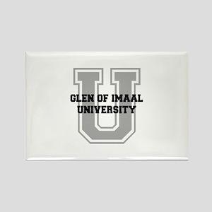 Glen of Imaal UNIVERSITY Rectangle Magnet