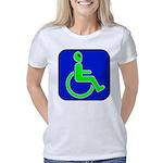 alienhandicappedblk Women's Classic T-Shirt