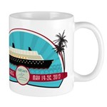 AllEars Fantasy Cruise - Original Logo Mugs