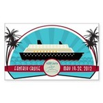 AllEars Fantasy Cruise - Original Logo Sticker
