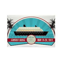 AllEars Fantasy Cruise - Original Logo Magnets