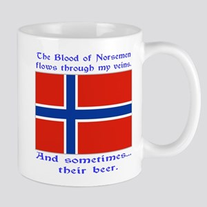 Blood of Norsemen Mug