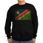 Namibia Flag Sweatshirt (dark)