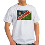 Namibia Flag Light T-Shirt