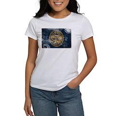 Nebraska Flag Women's T-Shirt