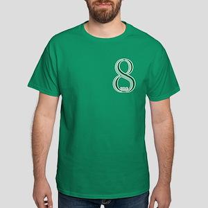 Ireland Rugby Style Dark T-Shirt